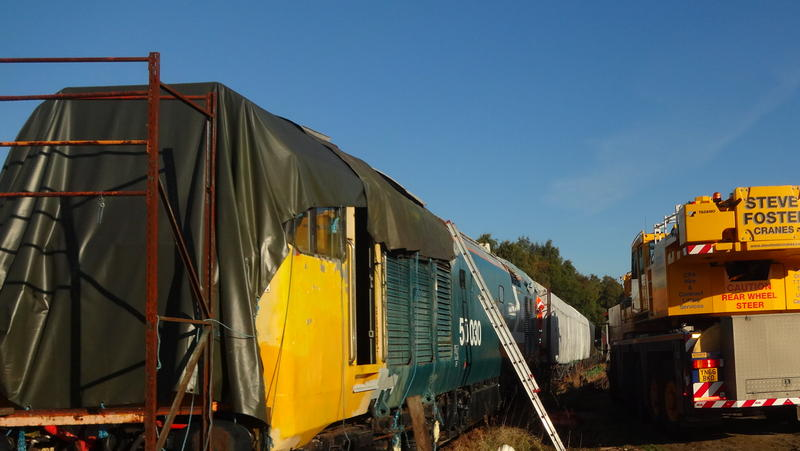 50030 Power Unit Lift, Peak Rail, Rowsley 290920 (29)