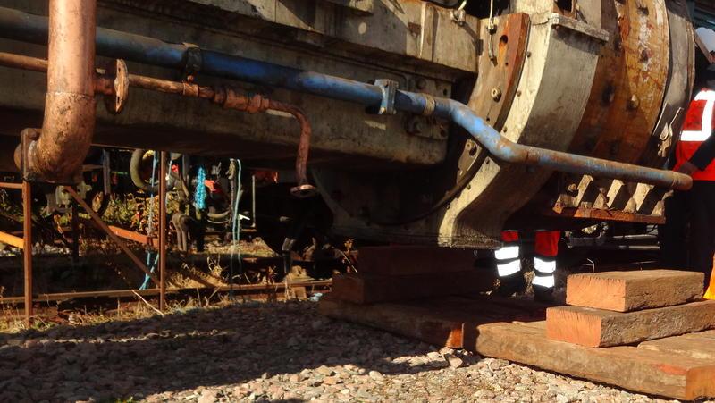 50030 Power Unit Lift, Peak Rail, Rowsley 290920 (95)