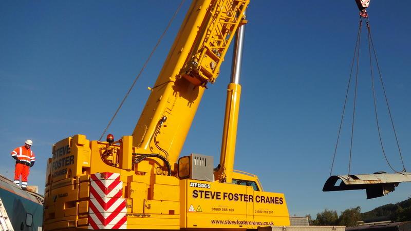 50030 Power Unit Lift, Peak Rail, Rowsley 290920 (50)