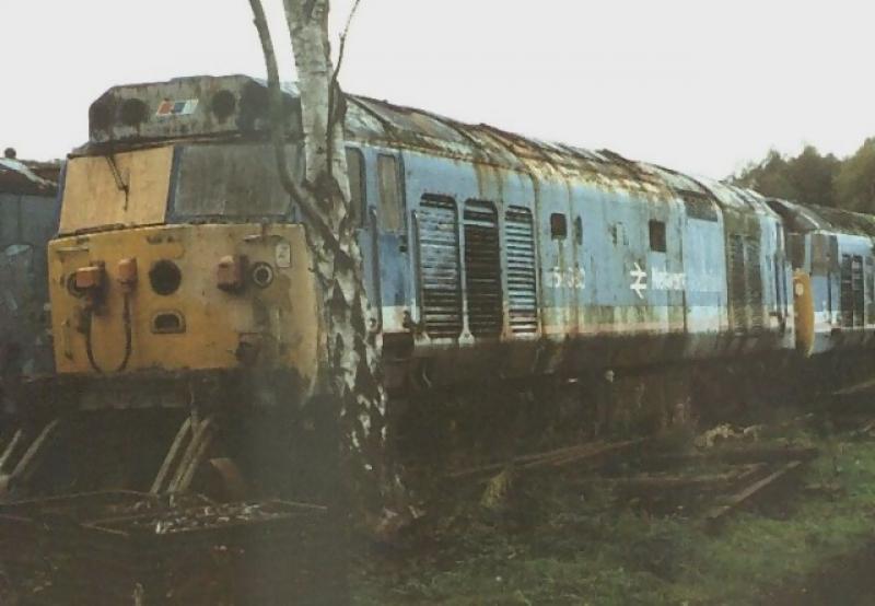 50030 new at Peak Rail October 2002