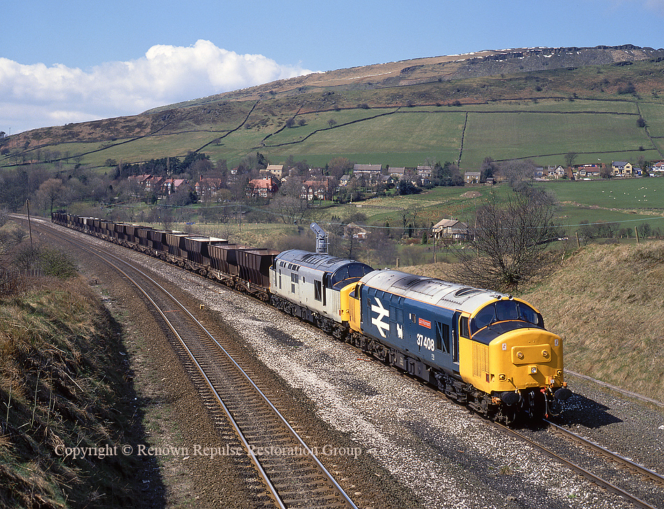 37408 and 509 1994-04-10 Chinley