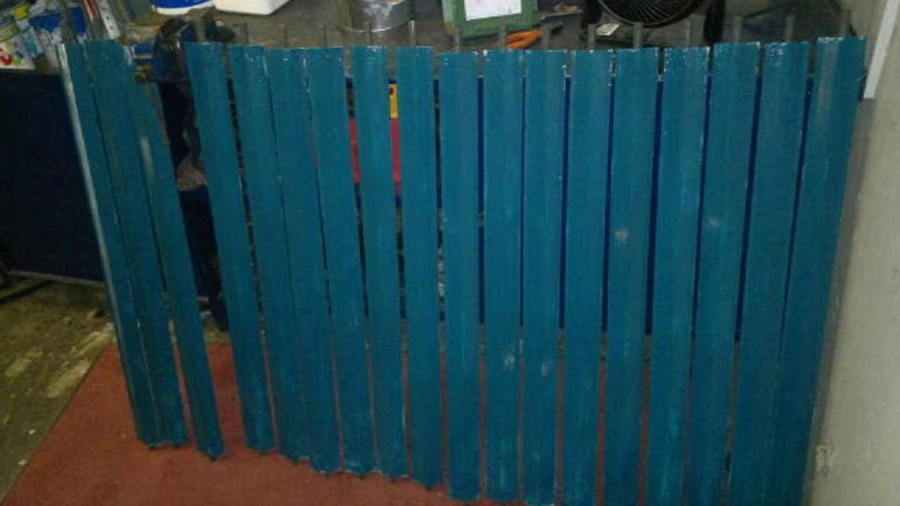 Radiator louvre slats and mechanism finished, donor electrical cubicle wiring loom progress