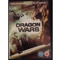 Dragon Wars DVD front