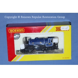 R2672 Caley 0-4-0ST