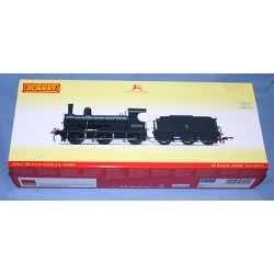 R3231 Hornby 00 Gauge J15  69356 Pristine BR Black early crest Livery DCC Ready